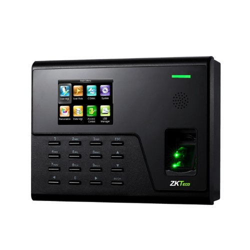 ZK Time Attendance Machine