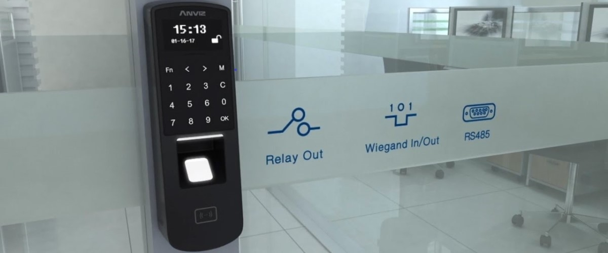 Biometric Access Control System in Dubai