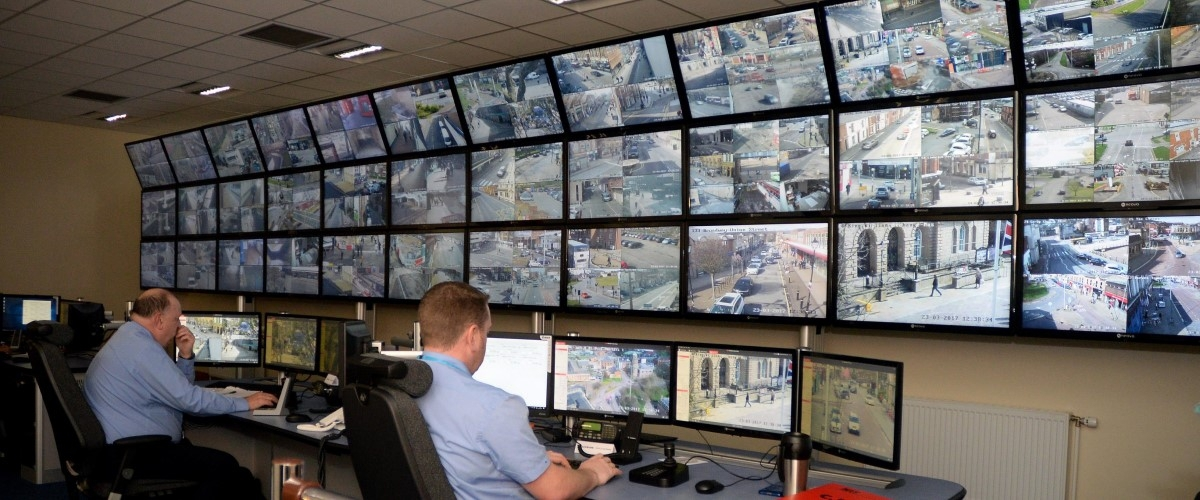 Commercial Surveillance Systems