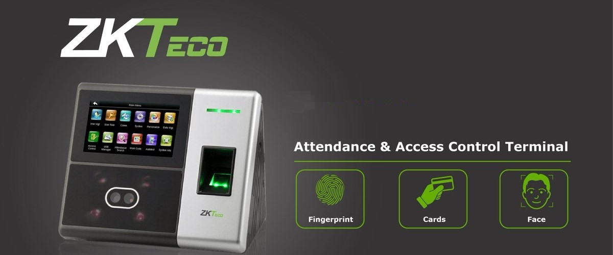 ZK Time Attendance Systems in Dubai