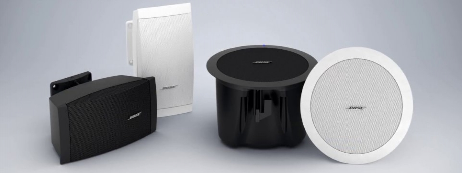 Bose Ceiling Speaker Supplier in Dubai