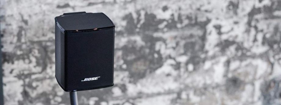 Bose Speaker Systems in Dubai
